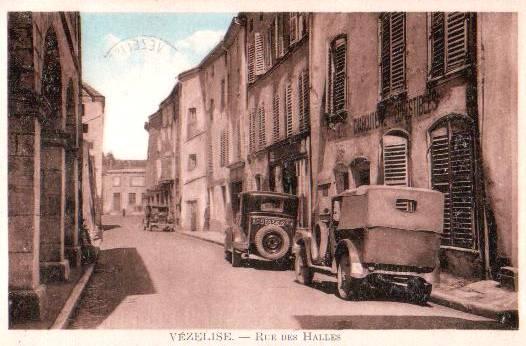 Pagephotosvezelisesuite - Lapeyre rue des halles ...